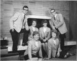 Student Body Officers 1966-67