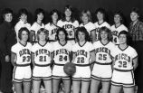 Women's Basketball Team 1982-83