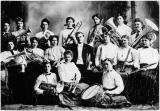 Ricks Academy All-Girl Band - 1906