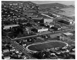 Aerial Photograph of Ricks College Campus - circa late 1960's