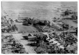 Aerial Photograph of Ricks College Campus & Surrounding Area- circa 1940
