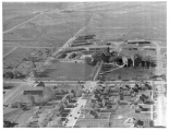 Aerial Photograph of Ricks College Campus & Surrounding Area - circa 1940's