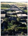 Aerial Photograph of Ricks College Campus & Surrounding Area - circa 1980's