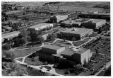Aerial Photograph of Ricks College Campus - circa 1980