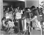 Picture Taking for ID Cards 1977