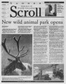1998-06-25 The Scroll Vol 109 No 38