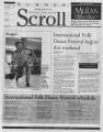 1998-07-30 The Scroll Vol 109 No 43