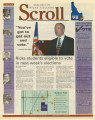 1998-10-27 The Scroll Vol 110 No 09