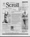 1999-05-06 The Scroll Vol 110 No 32
