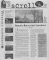 2000-04-04 The Scroll Vol 111 No 28