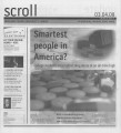 2008-03-04 The Scroll Vol 120 No 13