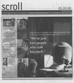 2008-05-20 The Scroll Vol 120 No 26