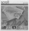 2008-07-01 The Scroll Vol 120 No 32