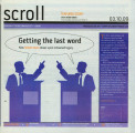 2009-03-10 The Scroll Vol 121 No 12