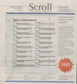 2010-09-06 The Scroll Vol 126 Special Issue
