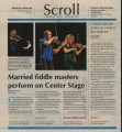 2010-10-19 The Scroll Vol 122 No 31