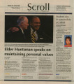 2010-10-26 The Scroll Vol 122 No 32