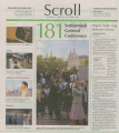 2011-12-07 The Scroll Vol 123 No 30