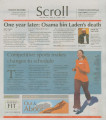 2012-05-01 The Scroll Vol 124 No 16