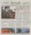 2012-07-03 The Scroll Vol 124 No 25