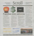 2012-10-30 The Scroll Vol 124 No 34