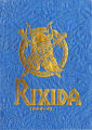 Rixida 1945 Yearbook