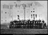 Image of Photograph of Class of 1896