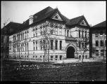 Photograph of College Building, circa 1902
