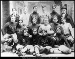 [First Brigham Young Academy football team, 1896]