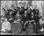 Photograph of Beaver Branch marching band