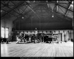 Image of Photograph of gymnasium in the Training School building