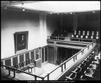Image of Photograph of assembly room in Maeser Memorial Building
