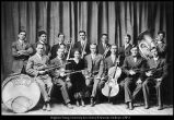 Photograph of Brigham Young University orchestra, 1912