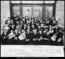 [Ernest Partridge and the BYU Mandolin and Guitar Club, 1907]