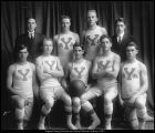 [Basketball team, 1912]