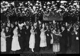 """Image of Photograph of the """"Fools' Frolic"""" in the Women's Gymnasium"""