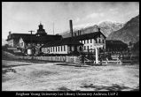 Image of Photograph of the Provo Woolen Mills