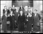 Image of Photograph of Brigham Young University women faculty members