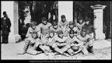 Image of Photograph of Brigham Young High School football team