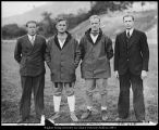 [Brigham Young University coaching staff, 1931]