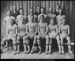 [Basketball team that won the Rocky Mountain Conference, 1924]