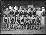 [Basketball team, 1938-1939]