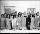 [Elder and Mrs. Spencer W. Kimball as guests of the Hawaiian Club, 1946]