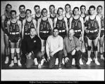 [Basketball team, 1947-1948]
