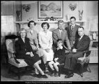 Image of Glogau photograph of Ernest L. Wilkinson family