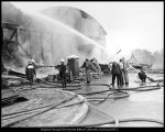 [Fire destroys part of the BYU Motion Picture Studios, September 15, 1964]