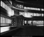 [The interior of the Smoot Building, ca. 1962]