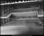 Image of Photograph of de Jong Concert Hall in the Harris Fine Arts Center
