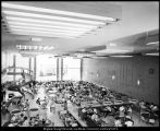 [The Wilkinson Center cafeteria, 1960s]