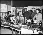 [The Chinese Club display during International Week, February 1969]